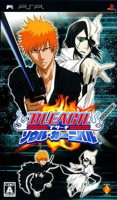 Bleach Soul Carnival (JPN) ISO Game PSP Download for pc 451MB Compressed | GG-Games