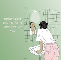 Feeling sad and alone most of my life was the inspiration to create these unique illustrations. Struggling with depression since I was a teen it took me years t Body Love, Loving Your Body, Motivacional Quotes, Life Quotes, Qoutes, Sucess Quotes, Feeling Sad, How Are You Feeling, Mantra