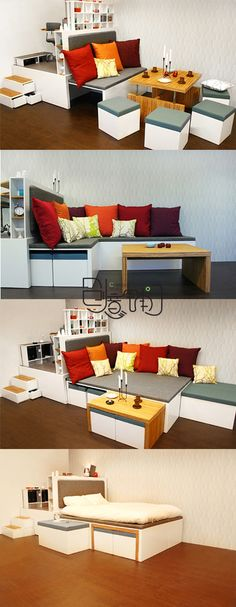 Produced this the Shenma table, sofa, couch at home, do not have to buy a double bed
