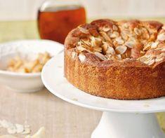 Gyömbéres kevert almatorta Recept képpel - Mindmegette.hu - Receptek Doughnut, French Toast, Pudding, Sweets, Breakfast, Food, Cakes, Morning Coffee, Gummi Candy