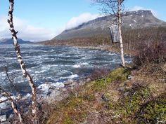 Kilpisjärven jäät lähtivät ennätystä hipoen, Lapin pintavedet reilusti tavallista lämpimämpiä - Lapin Kansa 1,6,2016
