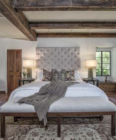 Major interior inspiration from Katherine Hepburn's $7.39 million dollar home.