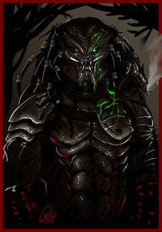 damaged Predator 2012 by cantas78.deviantart.com on @deviantART