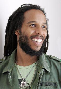 (Bob Marley's son)  Ziggy Marley