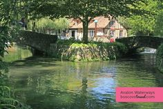 Avalon Waterways - Vascoeuil Gardens, Normandy, France #Travel #Cruise #RiverCruise #France #Normandy