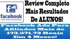 Facebook ads Para Afiliados Por Dentro!  Novo