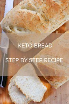 Amazing Keto Bread - Recipe