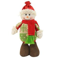 Kanzd Christmas Decorations DIY Christmas Gifts Felt Cloth Decorative Ornaments Dolls (B) Baby Christmas Gifts, Christmas Diy, Christmas Decorations, Christmas Ornaments, Holiday Decor, Developmental Toys, Toys Online, Baby Gifts, Felt