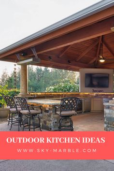 Brown Fantasy Outside Bar Kitchen Cabinet Kings, Cottage Kitchen Cabinets, Outside Bars, Tiny House Bathroom, Interior Design Magazine, Backyard Patio, Backyard Ideas, Dining Room Design, Rustic Farmhouse