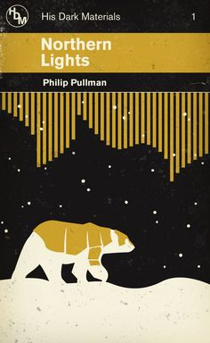 The Art of M. S. Corley: His Dark Materials Redesign