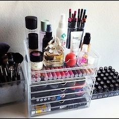 I want this for makeup storage