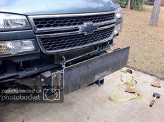 My custom Bumper build - Diesel Place : Chevrolet and GMC Diesel Truck Forums Gmc Diesel, Dodge Diesel Trucks, Diesel Tips, 4x4 Trucks, Chevy Trucks, Muddy Trucks, Truck Mods, Chevy 2500hd, Chevy S10