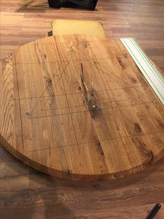Stół okrągły 180 cm średnicy
