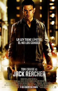 ¿Quién es JACK REACHER?