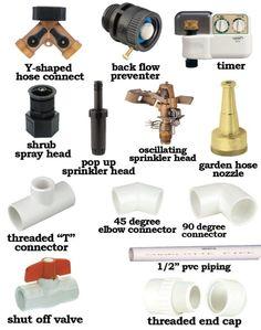 25 Best Diy Sprinkler System Images Sprinkler