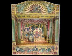 hansel and gretel toy theatre - Google Search