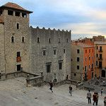 Cathedral Steps - Girona, Spain - Photo