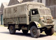 Bedford QL machinery truck 3ton