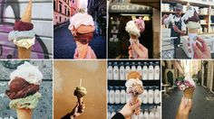With hundreds of places selling gelato in Rome, it can be hard to decide where to go. Here is a list of the places where you can try the best gelato in Rome