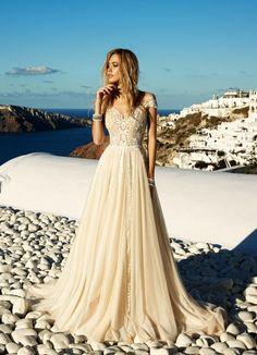 Vestido Eva Lendel para noivas modernas