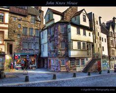 John Knox House | by Osgoldcross Photography
