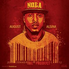 August Alsina The Product High Quality Mixtape : Music