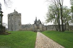 Chateau de Vez - Picardie
