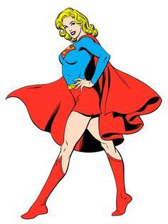 Supergirl by Jose Luis Garcia-Lopez *