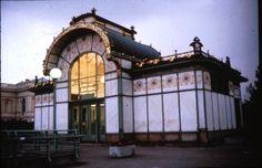 Karlsplatz underground station (Vienna, 1894)