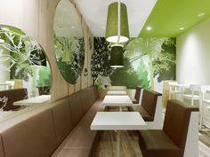Architecture. Best Considerations to Build Good Fast Food Restaurant Design Ideas : Fast Food Restaurant Design Ideas With Adorable Ceiling ~ Ciiwa