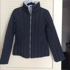 Michael Kors reversible down jacket/coat size S Beautiful Michael Kors reversible winter jacket, got it as a gift but sadly I'm not a SMALL anymore! My loss your win!! Like NEW condition! Michael Kors Jackets & Coats Puffers