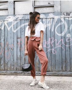 What to wear on a casual day | how to wear neutrals | ootd | outfit of the day | fashion trends | summer and spring fashion