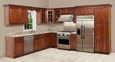 How to Paint Laminate Kitchen Countertops : Home Improvement : DIY Network Kitchen Cabinets For Sale, Maple Kitchen Cabinets, Rta Cabinets, Kitchen Countertops, New Kitchen, Kitchen Decor, Kitchen Cabinetry, Kitchen Ideas, Soapstone Kitchen