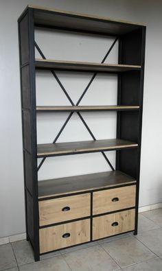 meuble design 20 tiroirs bois colore piece exceptionnelle With couleur mur bureau maison 4 meuble design 20 tiroirs bois colore piace exceptionnelle