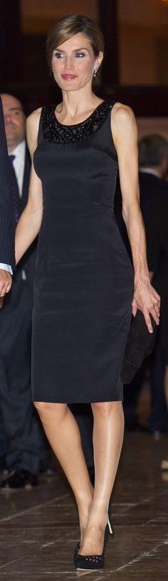 Queen Letizia of Spain - 23.10.2014