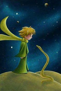 """""""Si è un pò soli nel deserto, disse il piccolo principe. Si è soli anche con gli uomini rispose il serpente..."""" (Antonie de Saint-Exupéry - Il piccolo principe)"""