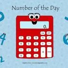 I created a Number of the Day Smart Notebook file to help teach numeracy in Kindergarten and 1st grade.  There are 12 slides, each with a seasonal ...
