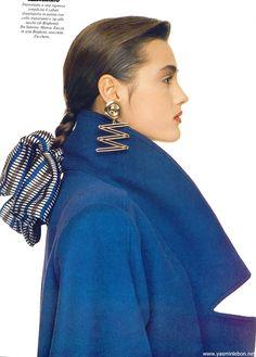 Yasmin Le Bon 1984