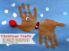 Rudolf hand prints .x.x.