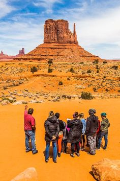 Dreaming of visiting Monument Valley Navajo Tribal Park? One of our bucket list destinations on our USA road trip was taking our kids here. And with so many amazing things to do in Monument Valley, and being able to spend time with a local Navajo guide, our visit was an incredible experience! See blog post for tips on what to see, where to stay, how to get there and more! #MonumentValley #Arizona #travel #traveltips #Navajo #NavajoNation #familytravel #roadtrip #roadtrips