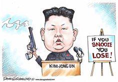 Kim Jong Un's rules of engagement.