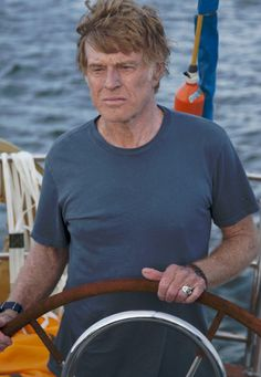 Trailer of the Day: All Is Lost, with Robert Redford