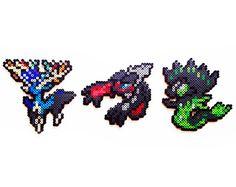 Commande spéciale Pokemon Perler : Choisissez votre par Toriroz