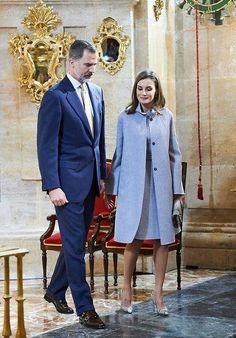 Con motivo de la celebración del Año Jubilar, los Reyes de España han visitado Caravaca de la Cruz (Murcia). 28.11.2017