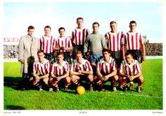 Equipos de fútbol: SPARTA ROTTERDAM Campeón de Holanda 1958-59