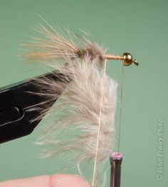 """Fishing With Flies :: Blog: Step-by-steps for the """"One Feather Fly"""""""