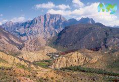 Wadi Bani Auf © Khalid Al Kharusi