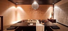 As a comparative means in making your japanese dining room design. This awesome japanese dining room design contain 17 fantastic design. Japanese Furniture, Japanese Home Decor, Asian Home Decor, Japanese House, Dining Room Furniture, Dining Room Table, Dining Rooms, Japanese Dining Table, Furniture Sets Design