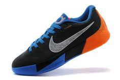 sale retailer 5d38d 88c96 KD Trey 5 II Black Metallic Silver Photo Blue Orange 653657 004