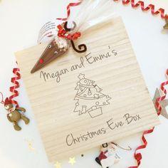 Tree Christmas Eve Box